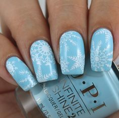 Olivia Jade Nails: Uberchic Beauty Christmas 02 Stamping Plate - Swatches & Review