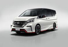 En Japón se lo quieren pasar bien en familia y por eso han creado la Nissan Serena NISMO