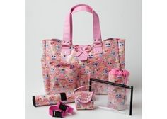 New Sugar Skull Diaper Bag Set with accessories! $15.00