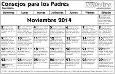 Noviembre 2014 high - español
