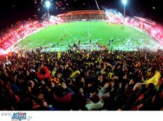 AEK Athens Fans Nea Filadelpheia