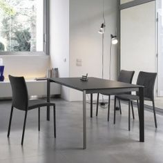 Bontempi Casa Dublino Extendable Table