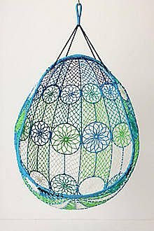 See when Knotted Melati Hanging Chair is on sale - TrackIf