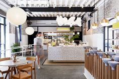 Matt Woods' latest project, The Rabbit Hole Organic Tea Bar, reinvents the tired and clichéd teahouse concept.