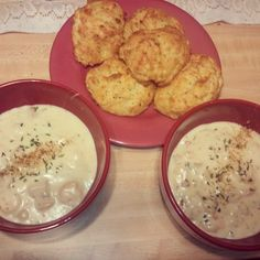 His and Hers Country Cookin: Easy Shrimp Chowder