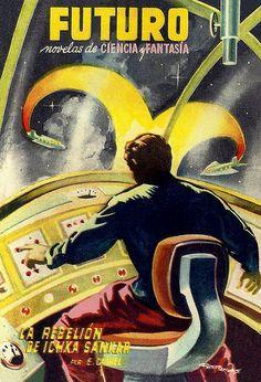 Futuro Novelas de Ciencia y Fantasia 15 YYYY 0 La Rebellion de Ichxa Sankar