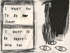 Я хочу быть счастливой. Я хочу быть счастливой с тобой