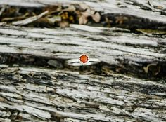 Hey, I found this really awesome Etsy listing at https://www.etsy.com/listing/469460192/oxblood-coral-ring-sterling-silver-ring  Coral silver ring, silversmith ring, dainty ring