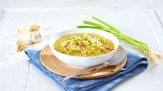 Oppskrift på Thailandsk kyllingsuppe, foto: