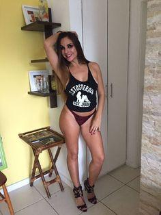 Testosterona Girl: Marcia Magalhães
