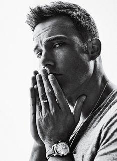 Ben Affleck by Sebastian Kim, GQ December 2012