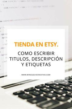 Vender en Etsy: ¿En que idioma tengo que abrir mi tienda? #negocio #ventas #Marketing #clientes #emprendedor #etsytips