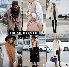 mitStil.net das Online Lifestylemagazin Mode Trend mit Stil Cozy Chic Winter Chic, Trends, Cozy, Fashion, Moda, Fashion Styles, Fashion Illustrations, Beauty Trends
