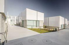 Gallery of Social Complex in Alcabideche / Guedes Cruz Arquitectos - 14