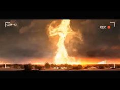 Fire Tornado - Fumefx - YouTube