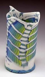 Chris Campbell does amazing things with colored clay