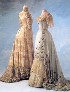 ~Jacques Doucet Robes dresses, 1890~