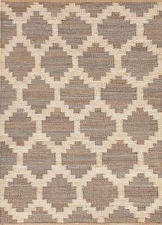 Souk Medium Gray Flat Weave Rug