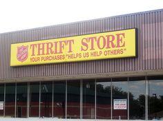 15 Funny Thriftshop Signs