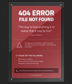 #CSS3 Custom #404 #Page, #404Page, #Animation, #Code, #CSS3, #Free, #HTML, #HTML5, #Red, #Resource, #Snippets, #Transition, #Web #Design, #Development