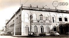 Prédio onde ficava instalada a Loja de Produtos Finos, Casa dos Óleos.
