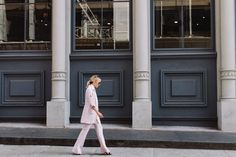 New York Fashion Week Part One