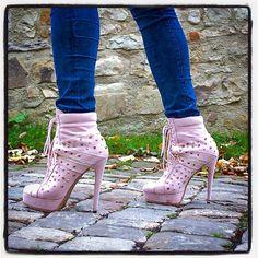 Marlenes choice today... :-) #marlenebitzer #highheels #Padgram