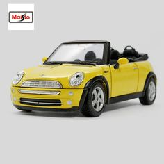 Now available on our store: Maisto 1:24 Mini ... Check it out here! http://toutabay.com/products/maisto-1-24-mini-cooper-s-cabrio-convertible-diecast-model-car?utm_campaign=social_autopilot&utm_source=pin&utm_medium=pin