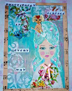 Journal page Annette Goatley