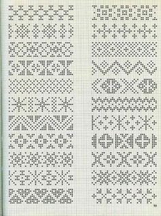 Bildergebnis f r blattmuster stricken fair isle Bildergebnis blattmuster Fair f r Isle stricken Fair Isle Knitting Patterns, Fair Isle Pattern, Knitting Charts, Loom Patterns, Knitting Stitches, Free Knitting, Tejido Fair Isle, Punto Fair Isle, Crochet Chart