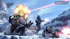 Annunciata la beta di Star Wars: Battlefront!