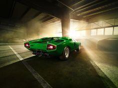 Lamborghini Countach by Anke Luckmann