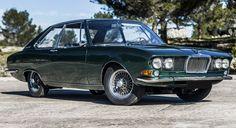 1966 Jaguar FT Bertone prototype