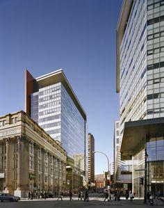 Image 4 of 23 from gallery of Le Quartier Concordia - John Molson School of Business / KPMB Architects with Fichten Soiferman et Associés Architectes. Photograph by Eduard Hueber