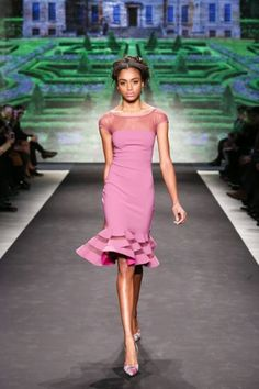 New York Fashion week: Chiara Boni La Petite Robe Autunno/Inverno 15-16 - Travel and Fashion Tips by Anna Pernice