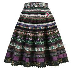 Bänderrock Altaussee - Ribbon Skirts - Online Shop - Lena Hoschek Online Shop