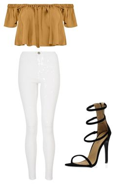 """""""#8"""" by nicoleee-x on Polyvore High Heels Stilettos, Long Sleeve Tops, Fashion Looks, Shoe Bag, Polyvore, Shopping, Shoes, Design, Women"""