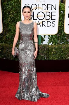 Jane Wu / In Theia. Golden Globe Awards 2016