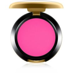 MAC Compact Powder Blush /0.21 oz. ($23) ❤ liked on Polyvore featuring beauty products, makeup, compact powder makeup, mac cosmetics, pressed powder makeup and mac cosmetics makeup
