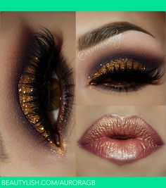 Glam Glam Glam | Maquillateconaurora G.'s (AuroraGB) Photo | Beautylish