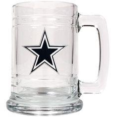 Personalized NFL Emblem Mug - Dallas Cowboys
