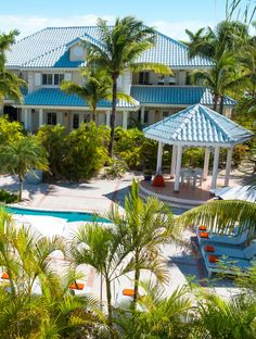 Beach House Pool View, boutique resort in Turks & Caicos