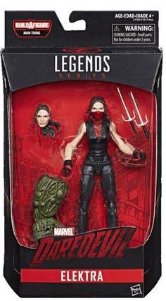 Marvel Legends Marvel Knights BAF Elektra Pre-Order