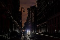 Lights Out in NYC - My Modern Metropolis