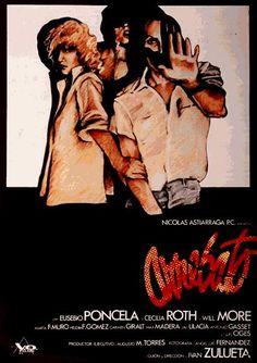Iván Zulueta (1943–2009) – Affiche pour son film Arrebato (1980)