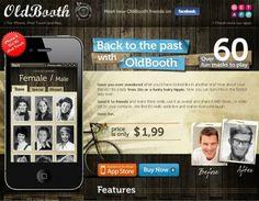 iPhone App Websites