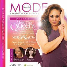 Miss Plus USA - Meet The Queens Fashion Show