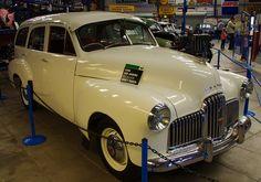 Holden 48/215 Prototype Station Wagon 1952 by stephenvelden, via Flickr
