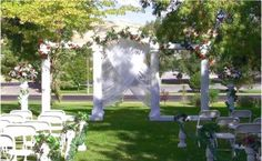 3 Cheap DIY Wedding Decorations With A Decor That Has A Lot Of Seats