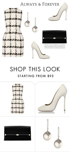 """""""68"""" by meldiana ❤ liked on Polyvore featuring Alexander McQueen, Dsquared2, Diane Von Furstenberg and Alexis Bittar"""